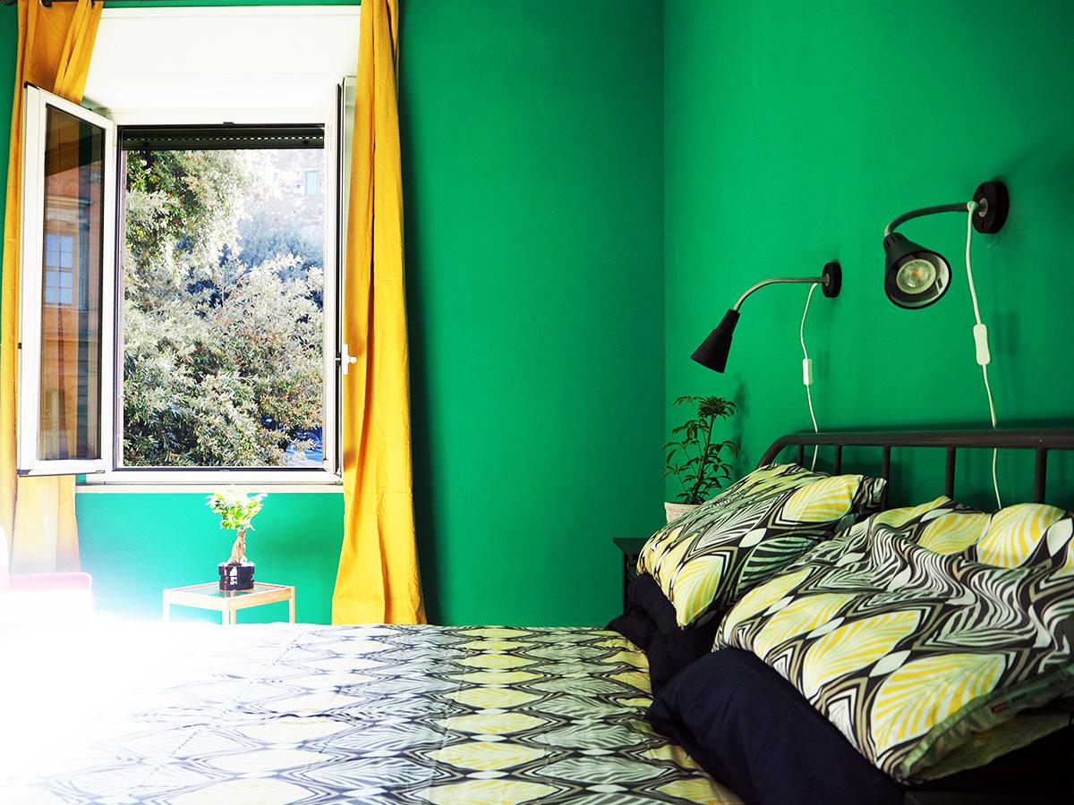 Dormire a Perugia, Appartamento in centro storico